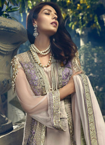 Ittehad Regal Festive Collection Orchid Hush