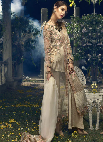 Ittehad Regal Festive Collection  Sepia Rose