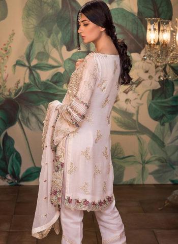 MARYAM'S - White Florista