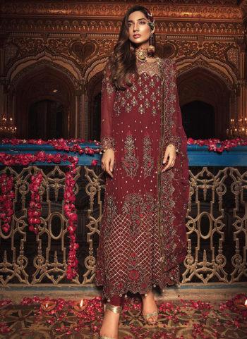 EMBROYAL - Ravishing Red