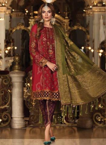 MARIA B.   Mbroidered - Nauratan