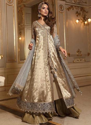 MARIA B.   Mbroidered - Ganga Jamni