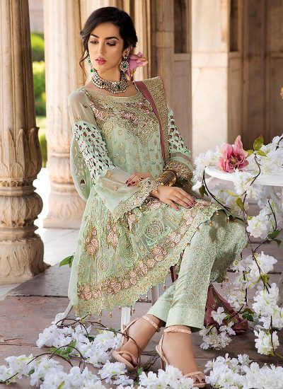 MARYAM'S - Floral Mint