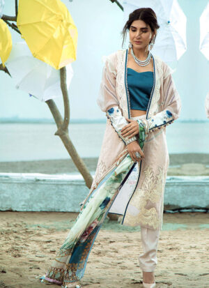 FIRDOUS - Luxury Lawn Collection