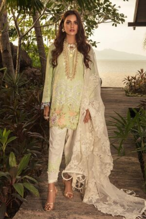 SANA SAFINAZ - Luxury Lawn Collection