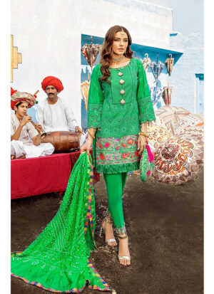 ALZOHAIB - Bandhani Collection