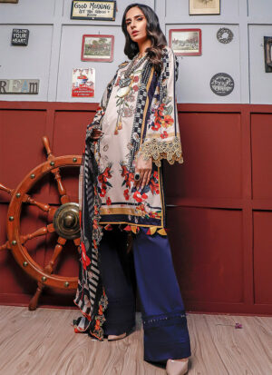 FIRDOUS - Bliss Lawn'20 Collection