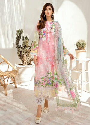 AZALEA - Embroidered Lawn Collection