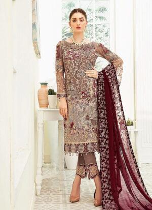 RAMSHA -  Chiffon Collection