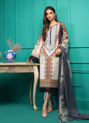 ZS TEXTILES - Designer Embroidered Collection