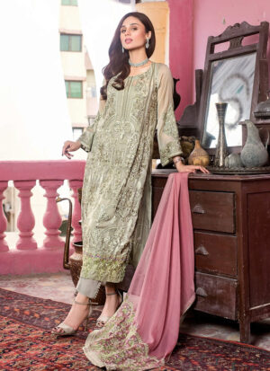 ZS TEXTILES - Kalyan Chiffon Collection