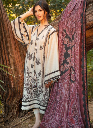 SOBIA NAZIR - Winter Shawl Collection