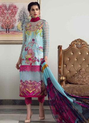 ASIFA & NABEEL -  Rainbow Bouquet