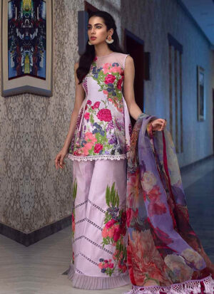 ASIFA & NABEEL -  Lavender Love