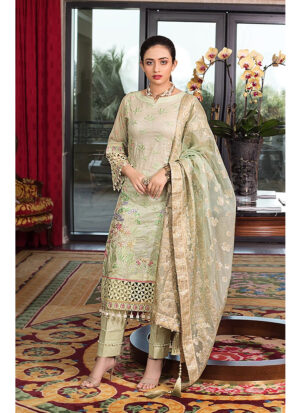 ALZOHAIB -  Luxury Lawn Collection