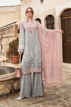 MARIA B - Luxury Lawn Collection