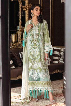 SANA SAFINAZ - Luxury Lawn'21 Collection