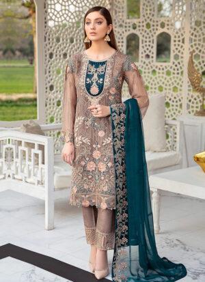 RAMSHA -  Luxury Chiffon Collection